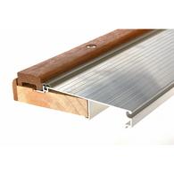 Exterior door threshold water leaks suggestions - How to install exterior door threshold ...