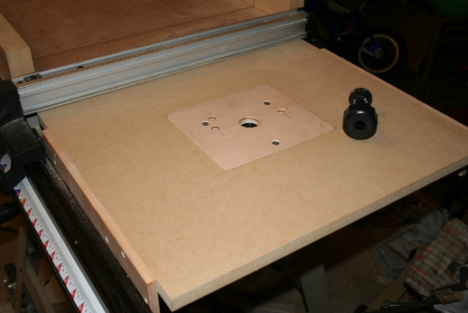 Thefrankes custom router table extension for bt3100 table saw click for larger views keyboard keysfo Image collections