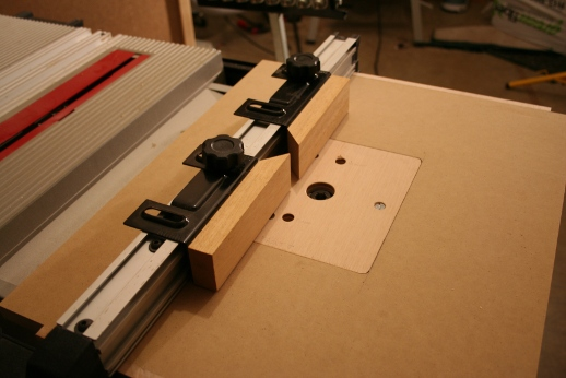 Thefrankes custom router table extension for bt3100 table saw click for larger views greentooth Gallery