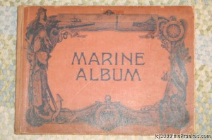 Marine Album Cover