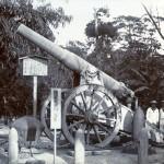 Japans Beute, Russisches Geschütz