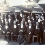 Offizierkorps, S.M.S. Gneisenau