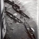 Indische Fischer längsseits
