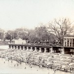 Das heilige Bad im Ganges, Calcuta