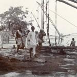 Fischfang am Indischen Ocean