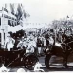 Ankunft des Kronprinzen in Bombay
