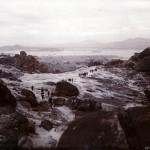 Steinwüste bei Amoy, China