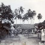 Ort Cochin im State Travancore, Indien