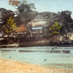 Strandbild aus Japan