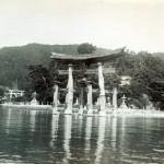 Itsikushima, die heilige Insel Japans