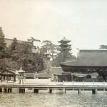 Itsucushima die heilige Insel, Japan