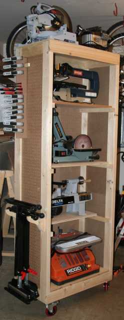 Woodworking Bench Tool System Woodworking Plan Free Plans