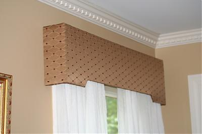 1000 Images About Corner Window Cornice Ideas On