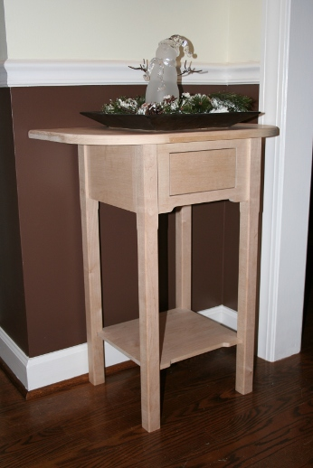 Very Small Foyer Table : Thefrankes · small entryway table