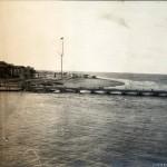Suez Kanal, Einfahrt bei Port Said