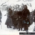 Grenzposten auf Sachalin