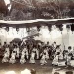 Geisha Tanz