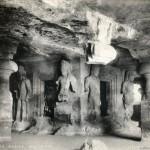 Vorraum zur Linga Kammer im Tempel