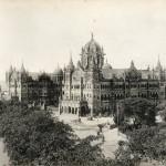 Hauptbahnhof in Bombay