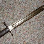 1897 Krag Bayonet