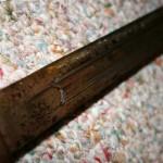 1897 Krag Bayonet Blade