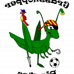 Grasshopper Pirates Logo
