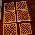 Bouscal Chess Boards
