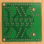 12-Channel Logic Level Shifter/Translator PCB, Bottom