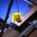 3D printed T10 LED lamp shade