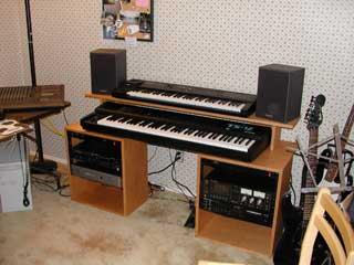 Completed Desk
